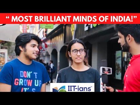 Delhi Reacts On IITians : Public Hai Sab Janti hai : JM