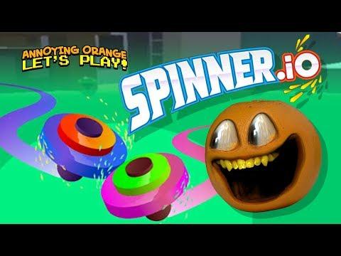 Spinner.io [Annoying Orange