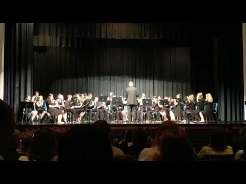 Eastern Hancock High School Band Spring 2017 Concert(3)