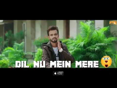 Tu Zindagi Vich Aayi Mein Hasna Seekh Liya Romantic Whatsapp Status Video