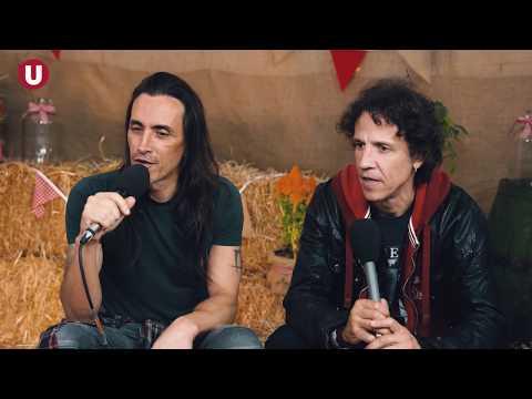 Extreme Interview At Ramblin' Man Fair 2017