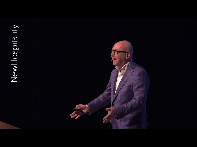 Trailer NewHospitality - Luc van Bussel
