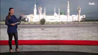 شرح مصور للتفجير عند الحرم النبوي