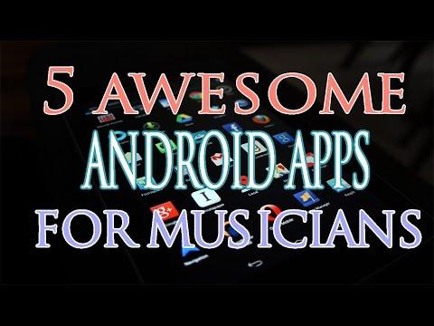 Musicians के लिए टॉप 5 फ्री Android Applications | Music सीखने और Practice करने के लिए
