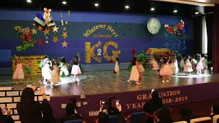 Ajyal Al Falah  Graduation  KG2 E and F 2019