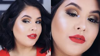Affordable Valentines Day 2018 Makeup Tutorial | Nelly Toledo