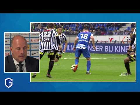 Persconferentie KRC Genk - Charleroi
