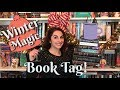 The Naughty Librarian: Winter Magic Book Tag! (Original)