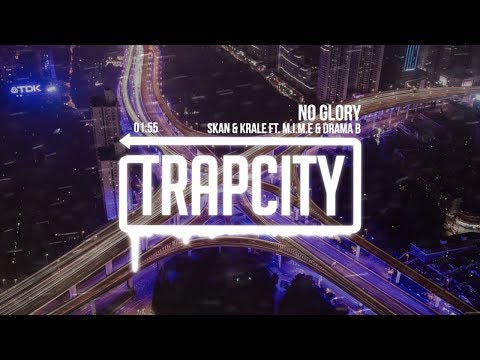 Skan & Krale - No Glory (ft. M.I.M.E & Drama B) | [1 Hour Version]