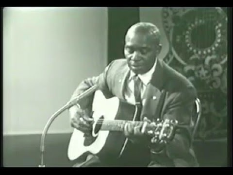 Skip James - Hard Times Killing Floor Blues, American Folk and Blues Festival, Cologne Oct. 9, 1967
