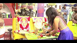 Ettly Movie pooja