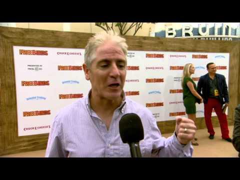 Free Birds: Carlos Alazraqui World Premiere Interview