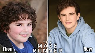 The Maze Runner (2014) Cast Then And Now ★ 2020 (Before And After)