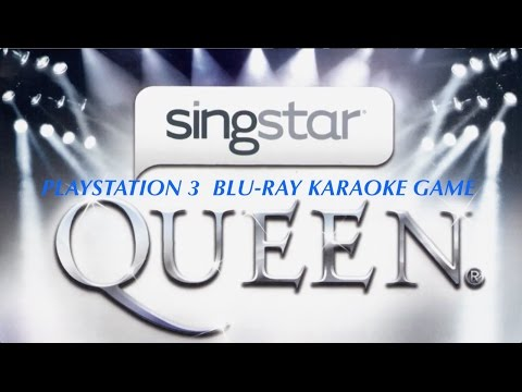 [168] Singstar - Playstation 3 Blu-ray Karaoke Game (2009)