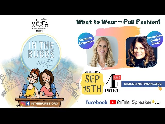 What to Wear - Fall Fashion!
