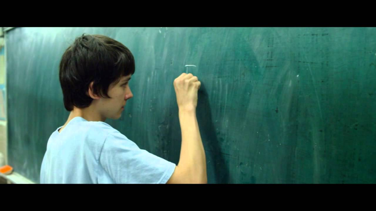 Download X+Y (Clip) - Nathan solves math problem | Pinnacle Films