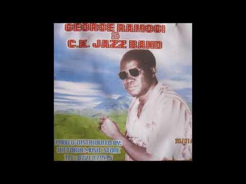 george ramogi & orchestre ck jazz -rael achieng