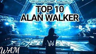 Top 10 Alan Walker Songs