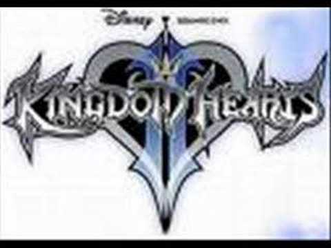 Kingdom Hearts- Simple And Clean
