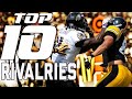 YouTube Turbo Top 10 Bitter Rivalries Throughout NFL History | NFL Films