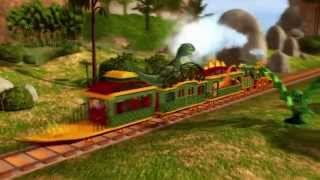 All Aboard the Dinosaur Train! - Dinosaur Train - The Jim Henson Company