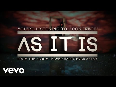 As It Is - Concrete