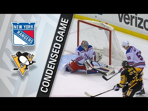 12/05/17 Condensed Game: Rangers @ Penguins