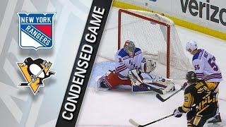 12/05/17 Condensed Game: Rangers @ Penguins