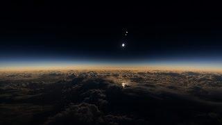 Solar Eclipse Reveals Massive Planetary Body Heading Towards Earth thumbnail