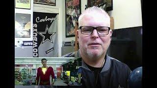 The BATMAN-ON-FILM.COM Vlog #43 - Talkin' SHAZAM! Trailer #2