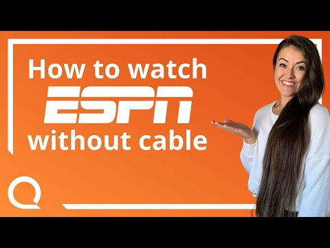 How to Watch ESPN Without Cable