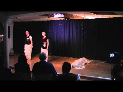 Song of Ezekiel (Dry Bones) - Paul Wilbur - drama dance