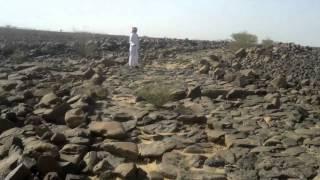 بالصور والفيديو: الطريق الذي مر فيه فيل أبرهة لهدم الكعبة