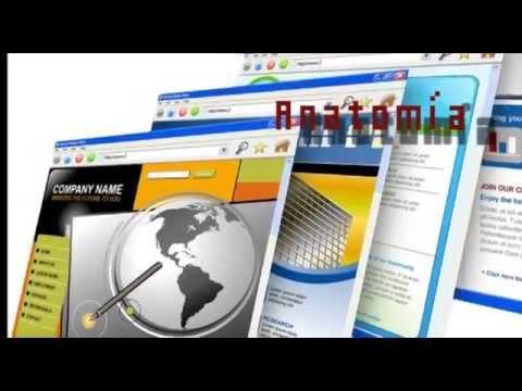 Usabilidad y anatomía para una página web. - YouTube