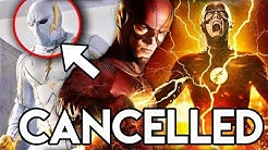 The Flash Season 6 FINALE CANCELLED! - Deleted CLIFFHANGER Ending & Episode 20 SCRAPPED