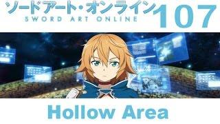 Sword Art Online: Hollow Fragment - PS VITA Walkthrough 107 - Pirate
