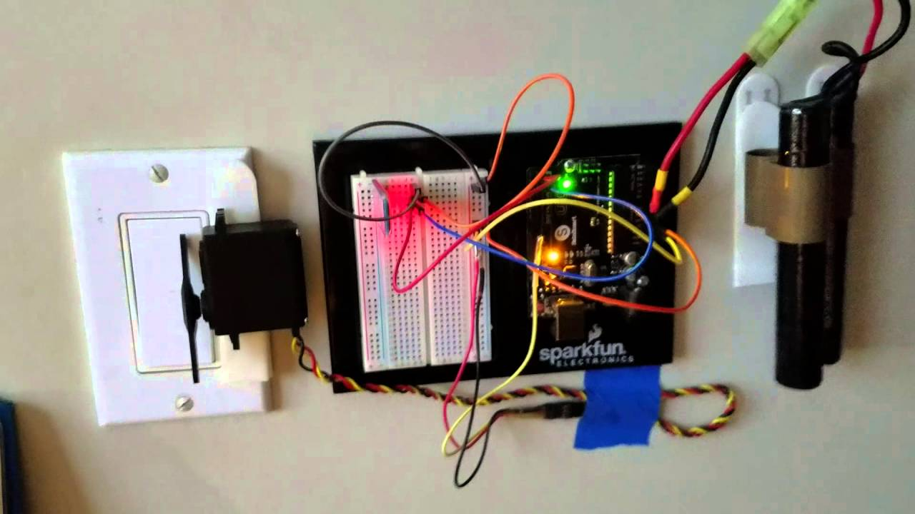arduino bluetooth light switch youtube. Black Bedroom Furniture Sets. Home Design Ideas
