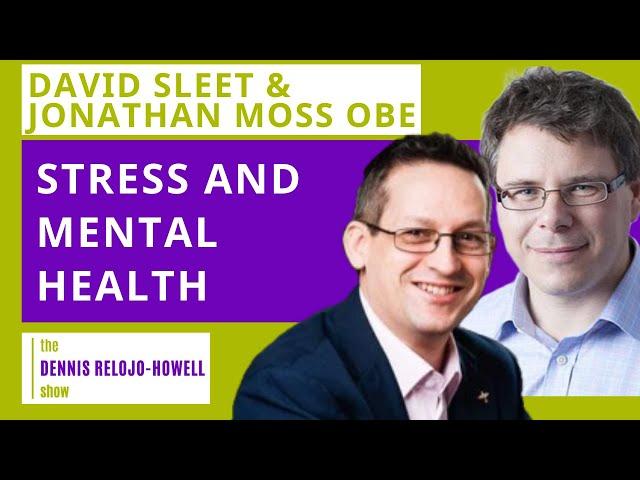 Psych Chat (Episode 1): David Sleet & Jonathan Moss OBE