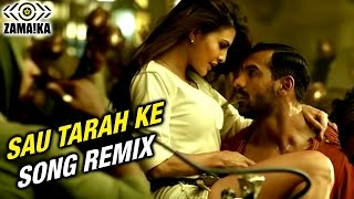 Sau Tarah Ke Song - DJ Zam Remix | Dishoom | John Abraham | Varun Dhawan | Jacqueline Fernandez