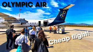 OLYMPIC AIR review - Athens 🇬🇷 to Zagreb 🇭🇷