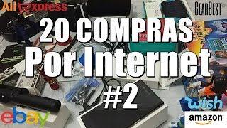20 Cosas para Comprar Por Internet #2 Amazon, Aliexpress, Wish, Ebay