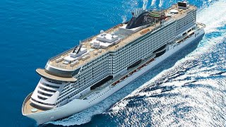 MSC Seaside heralds a brand new class for MSC Cruises -- the aptly-...