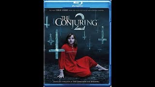 Opening To The Conjuring 2 2016 Blu-Ray