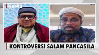 Gambar cover Kontroversi Salam Pancasila, Haikal Hasan: Jangan Aneh-anehlah - iNews Sore 21/02