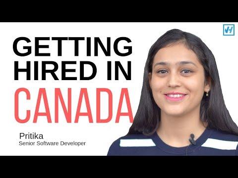 How Pritika Got Hired In Toronto As A Senior Software Developer