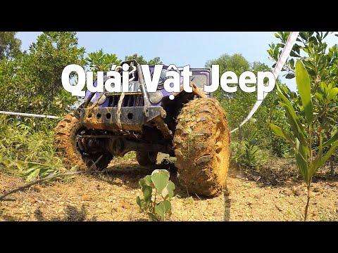 [offroad] Quái vật Jeep hầm hố tại đường đua khắc nghiệt hạng mở rộng VOC 2019 (Pvoil Cup)