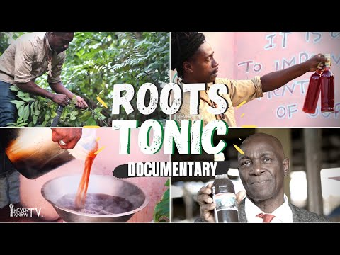 History of Roots Tonic : Jamaica's Cure All Drink    Documentary