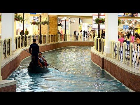 Un paseo por el Centro Comercial Villagio de Qatar