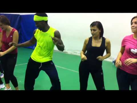 Byron Lee - Dollar Wine by  choreography by Kelly Roberts