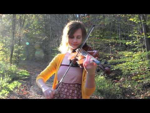 The Wonderful Cross Medley - Violin Cover - Taryn Harbridge